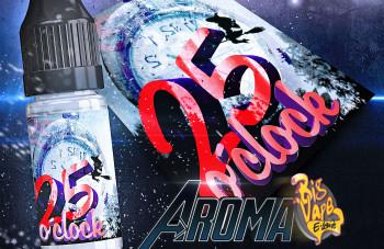 25 o'Clock Aroma by BigVape Liquids
