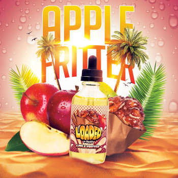 Apple Fritter (100ml) Plus e Liquid by Loaded