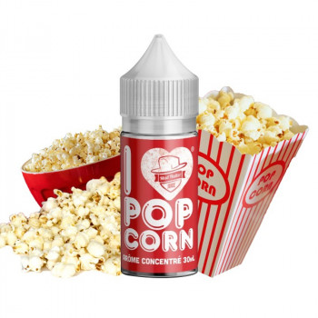 I Love Popcorn  30ml Aroma by Mad Hatter Juice