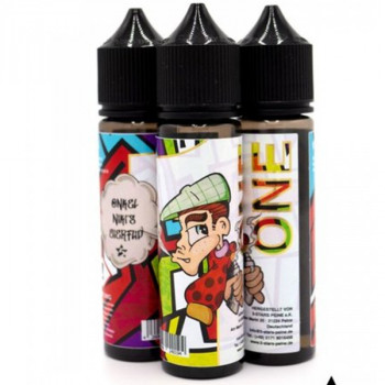 One - Onkel Niki's Eierflip Niki's Edition 10ml Bottlefill Aroma by 5-Stars Peine
