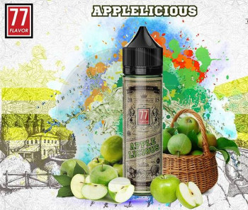 Applelicious (50ml) Plus e Liquid by 77 Flavor
