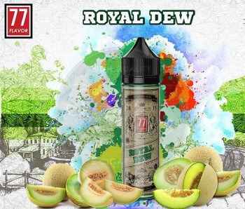 Royal Dew (50ml) Plus e Liquid by 77 Flavor