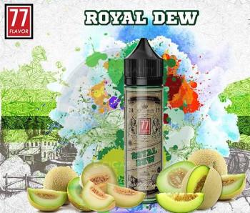 Royal Dew (50ml) Plus e Liquid by 77 Flavor
