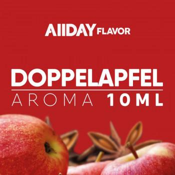 Doppelapfel 10ml Aroma AllDay Flavour