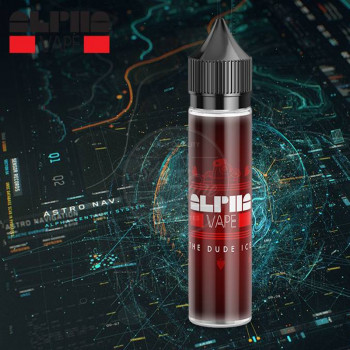 The Dude Ice 50ml e Liquid Plus by Alpha Vape