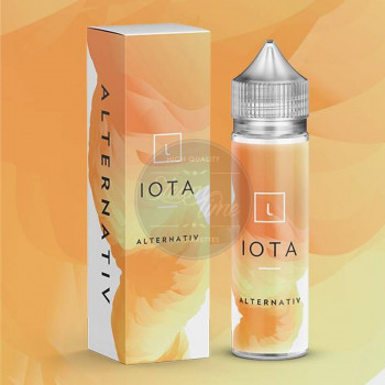 Iota Plus 50ml e Liquid by Alternativ