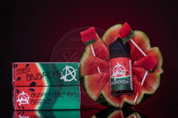 Watermelon (100ml) Plus e Liquid by Anarchist