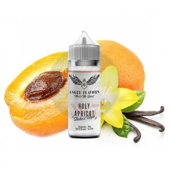 Angel Flavors Aroma 20ml - Holy Apricot inkl. 120ml Flasche