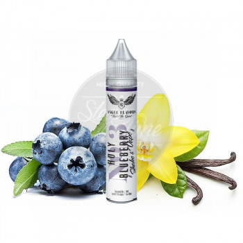 Angel Flavors Shake'n Vape Aroma - Holy Blueberry 6ml e Liquid