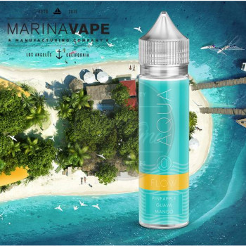 Flow Plus 50ml e Liquid by Aqua