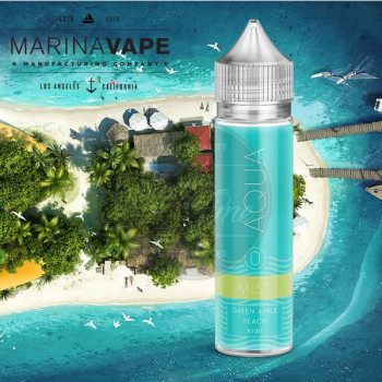Mist Plus 50ml e Liquid by Aqua