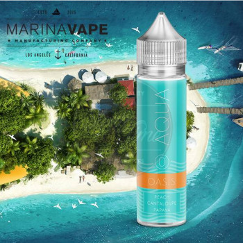 Oasis Plus 50ml e Liquid by Aqua