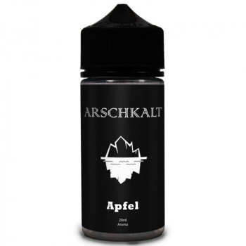 Apfel ARSCHKALT 20ml Bottlefill Aroma by Art of Smoke