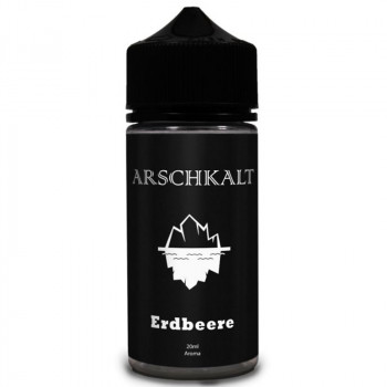 Erdbeere ARSCHKALT 20ml Bottlefill Aroma by Art of Smoke