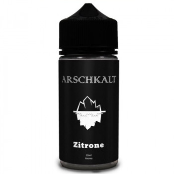 Zitrone ARSCHKALT 20ml Bottlefill Aroma by Art of Smoke