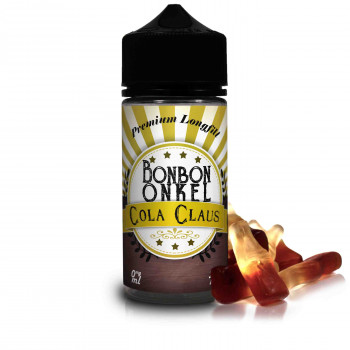 Cola Claus Bonbon Onkel 20ml Bottlefill Art of Smoke