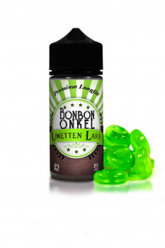 Limetten Lars Bonbon Onkel 20ml Bottlefill Art of Smoke