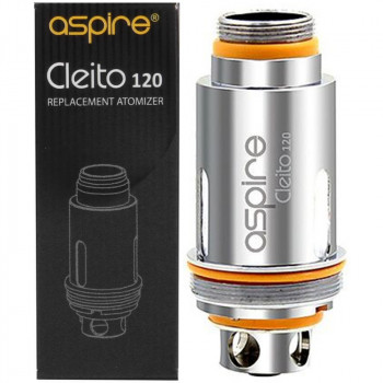 Aspire Cleito 120 Pro Coil Serie 1er Pack