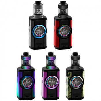 Aspire Dynamo 4ml 220W TC Kit inkl. Nepho Tank