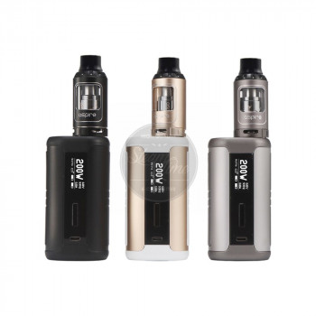 Aspire Speeder 200W TC 4ml Kit