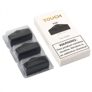 Asvape Touch 1,5ml Pod 3er Pack Verdampferköpfe