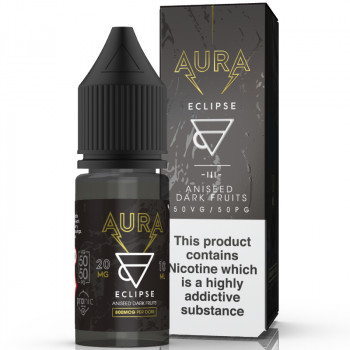 Eclipse - Dark Fruits 20mg 10ml NicSalt Liquid by Aura