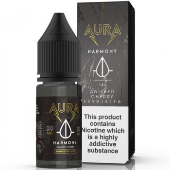 Harmony - Dark Cherry 20mg 10ml NicSalt Liquid by Aura