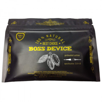 Boss Device Cotton Watte