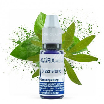 AVORIA E Liquid Aroma 12ml DIY 12ml / Greenstone