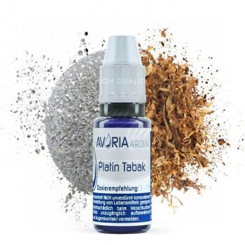 AVORIA E Liquid Aroma 12ml DIY - Platin Tabak 12ml