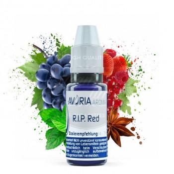 AVORIA E Liquid Aroma 12ml / R.I.P. Red