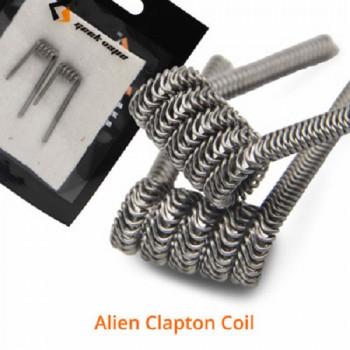 Geekvape Alien Clapton Coil KA1 Fertigwickelung (2er Pack)