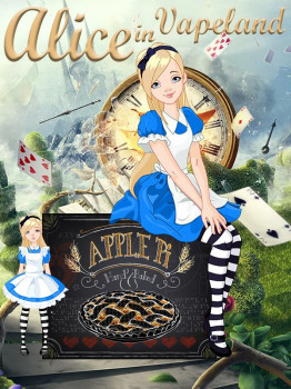 Apple Pie e Liquid by Alice in Vapeland 60ml