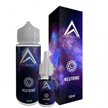 Neutrino 10ml Aroma by Antimatter e ZIgaretten Liquid by MUST HAVE