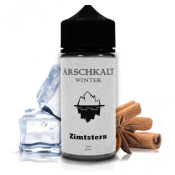 Zimtstern ARSCHKALT Winter 20ml Longfill Aroma by Art of Smoke