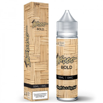 Bold (50ml) Plus e Liquid by Bacco Burst