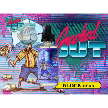 Block Head (50ml) Plus e Liquid by Bad Drip Labs