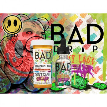 Don't Care Bear (50ml) Plus e Liquid by Bad Drip Labs