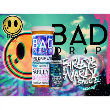 Farleys Gnarly Sauce Iced Out (50ml) Plus e Liquid by Bad Drip Labs