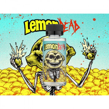 Lemon Dead (50ml) Plus e Liquid by Bad Drip Labs