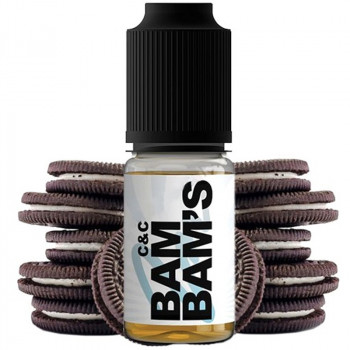 Bam Bam's Cookies and Cream Cannoli e Liquid