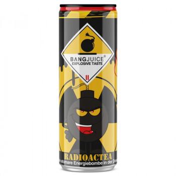 Radioactea Energy Drink inkl. Dosenpfand by BangJuice