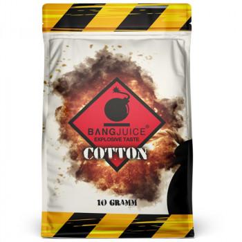 BangJuice Cotton 10g Watte für Selbstwickler