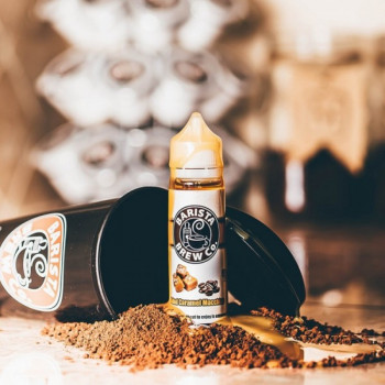 Salted Caramel Macchiato (50ml) PLUS by Barista Brew Co. e Liquid