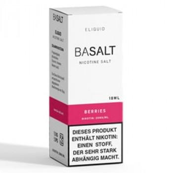 Berries 10ml 20mg NicSalt Liquid by BaSalt