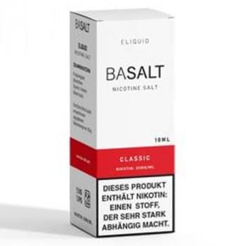 Classic 10ml 20mg NicSalt Liquid by BaSalt