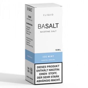 Ice Mint 10ml 20mg NicSalt Liquid by BaSalt