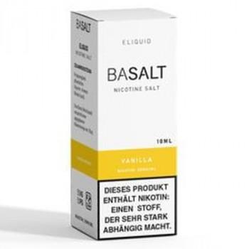 Vanilla 10ml 20mg NicSalt Liquid by BaSalt