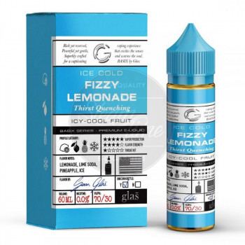 Fizzy Lemonade (50ml) Plus e Liquid by Glas™