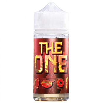 The One Apple (100ml) Plus e Liquid by Beard Vape Co.